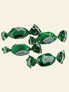 Eucalyptus Flavoured Candy 1kg