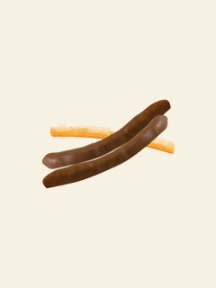 Milk Chocolate Covered Orange Stick 2kg
