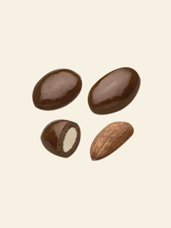 Milk Chocolate Almonds 3kg